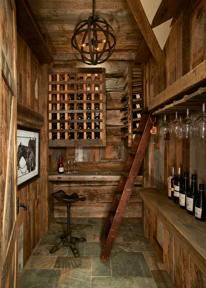 18 Extravagant Rustic Wine Cellar Designs That Will Make
