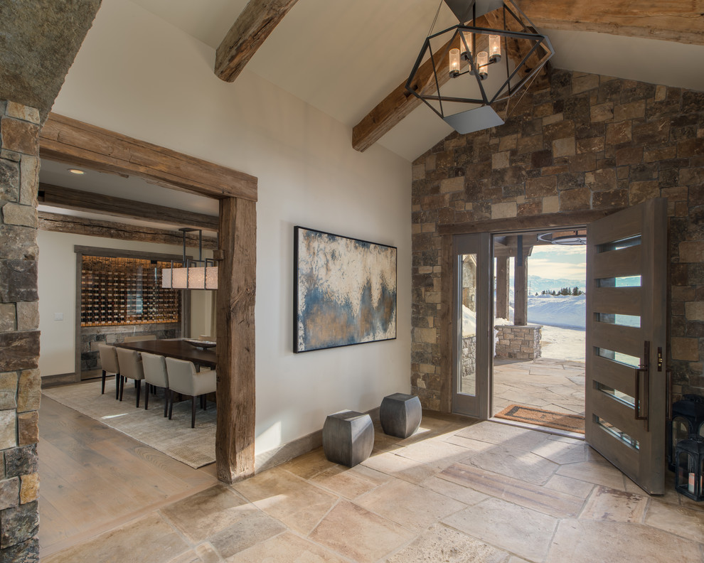 18 Eye Catching Rustic Foyer Designs Youll Fall In Love With