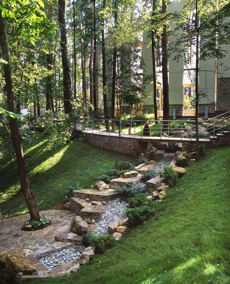 Landscape Garden Design: 20 Sensational Rustic Landscape Designs Straight Out Of