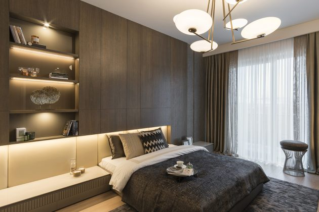 38. Cadde Flat by Gonye Proje Tasarim in Kayseri, Turkey
