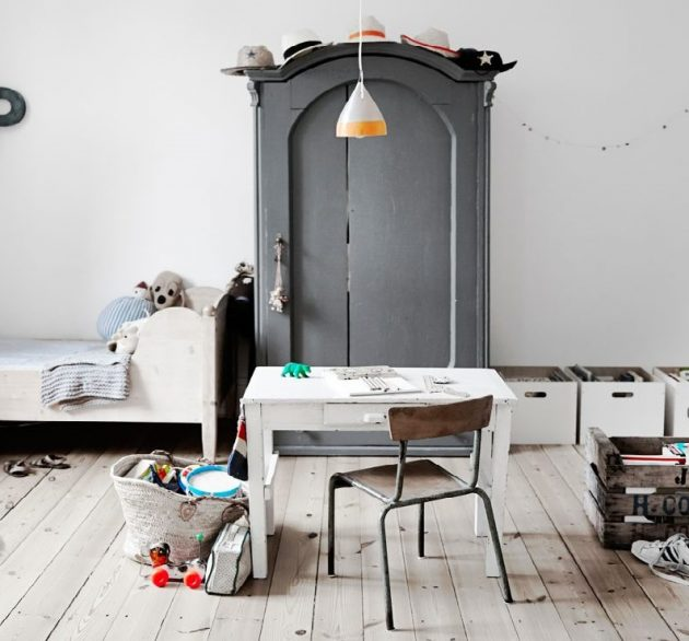 17 Stylish Ways To Decorate Functional Childs Room