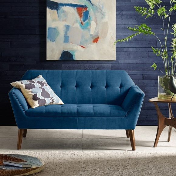 15 Totally Awesome Ideas To Use Dark Blue In Your Home Decor