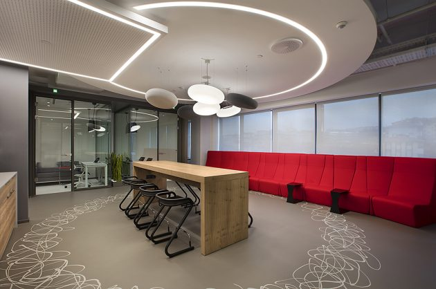 BASF Turk Istanbul Office by mimaristudio in the Atasehir District of Istanbul