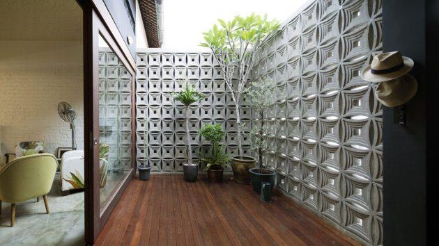 Brick Loft Conversion by FARM in Singapore