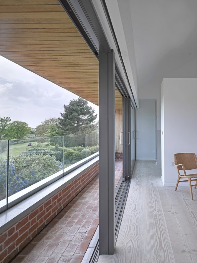 Broad Street House by Nash Baker Architects in Suffolk, England