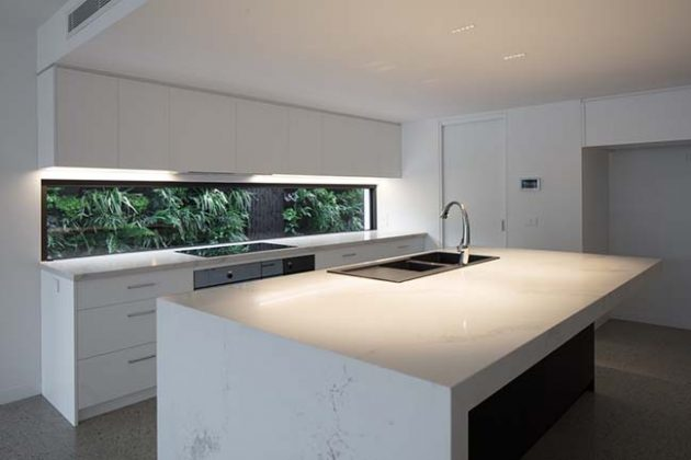 Clark Townhouses by McGann Architects in Melbourne, Australia