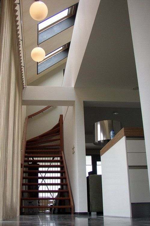 House Dijk by Jager Janssen architecten in Blauwestad, The Netherlands