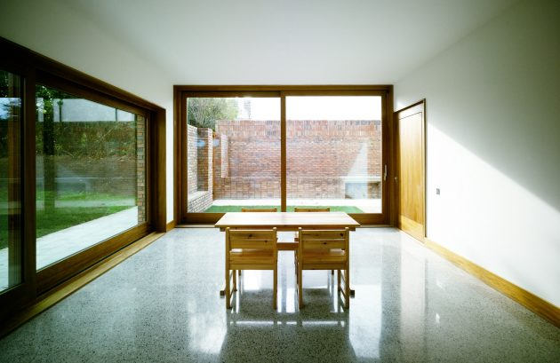 House on Mount Anville by Aughey O'Flaherty Architects in Dublin, Ireland