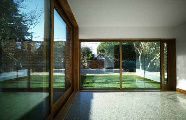 House on Mount Anville by Aughey OFlaherty Architects in Dublin, Ireland