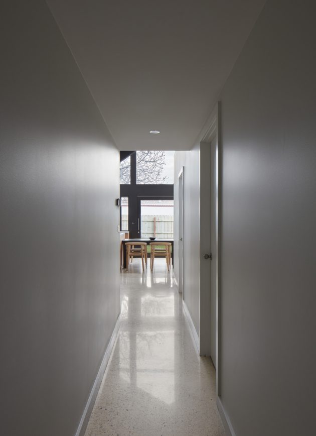 Kingsville Residence by Richard King Design in Melbourne, Australia