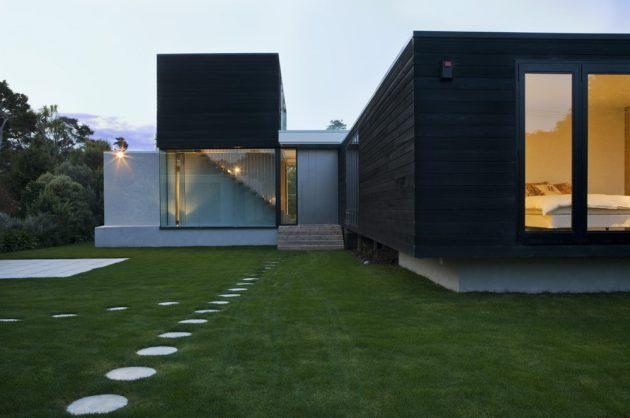 Rutherford House by Tim Dorrington in Tauranga, New Zealand