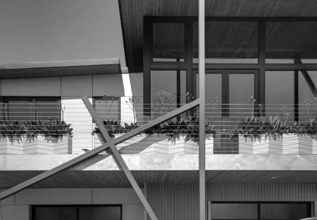 Stinson Beach House by WA Design in California, USA