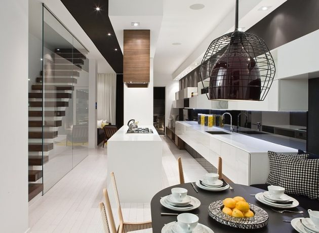 Trinity Bellwoods Town + Homes by Cecconi Simone in Toronto, Canada