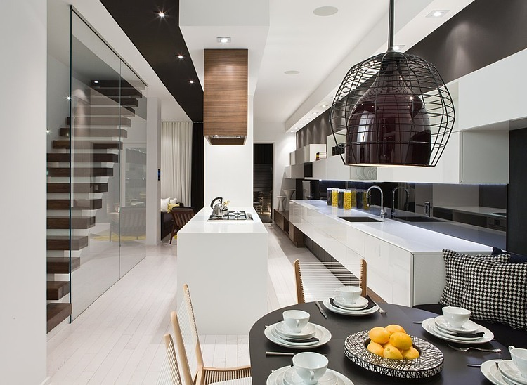 Trinity Bellwoods Town Homes By Cecconi Simone In Toronto Canada