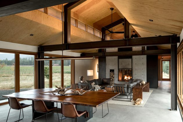 Trout Lake House by Olson Kundig in Washington, USA
