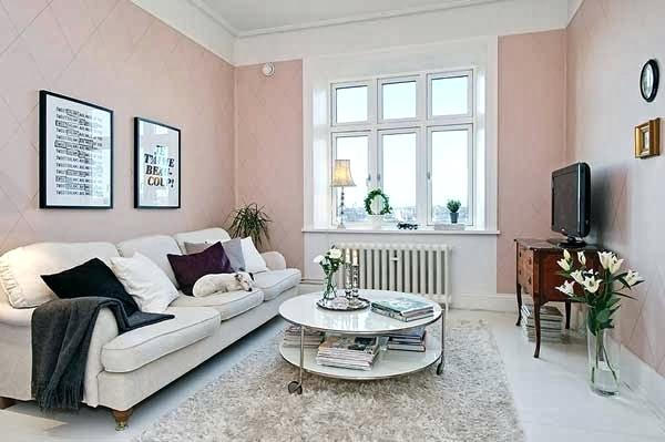 16 Easy Ways To Bring Pink Tenderness To Your Living Room