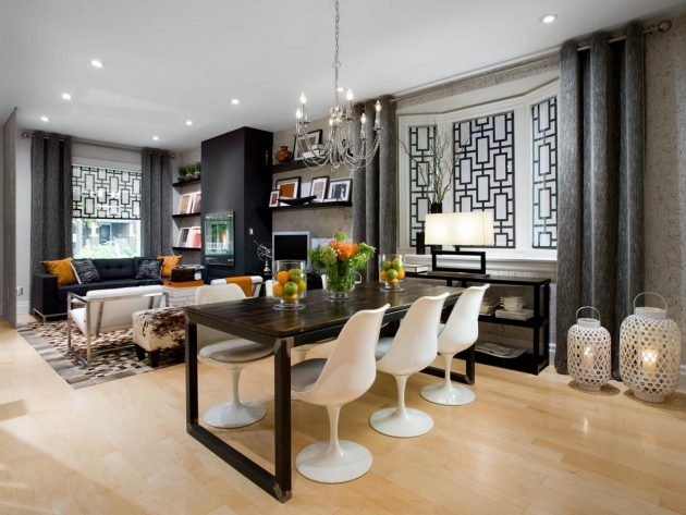17 Superb Ideas To Use Every Inch Of Your Dining Room