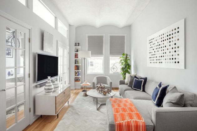 19 Super Creative Small Space Designs To Boost Your Creativity