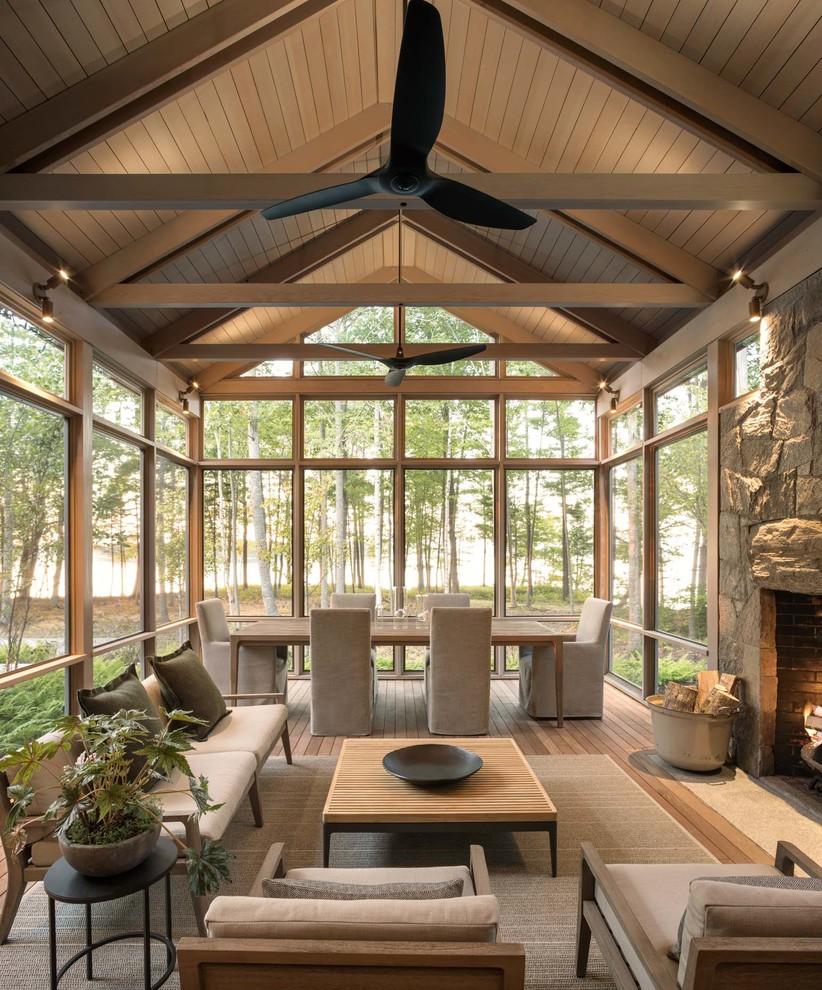 Indoor Greenhouse Decor
