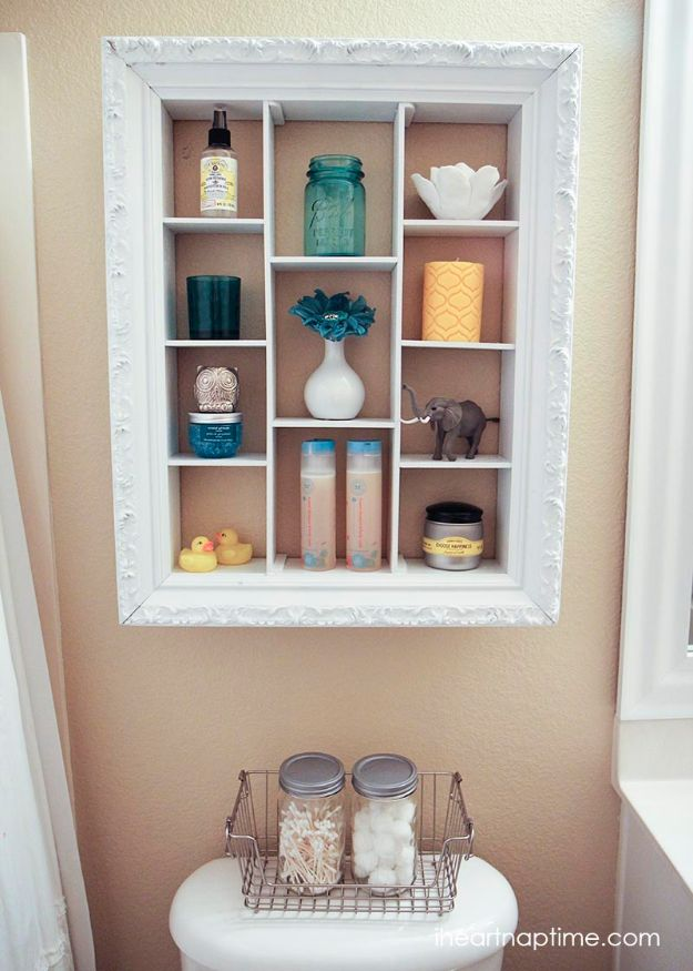 15 Awesome DIY Ideas You Can Make With Old Photo Frames