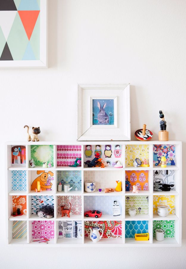 15 Creative DIY Ideas You Can Craft With Leftover Wallpaper