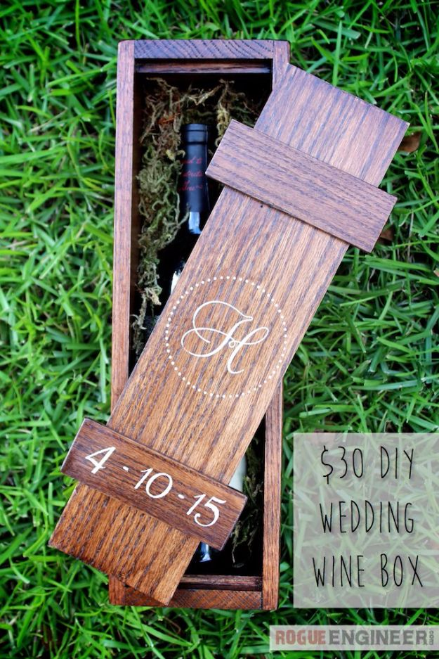 15 Unique Diy Wedding Gift Ideas That Look More Expensive Than They Are