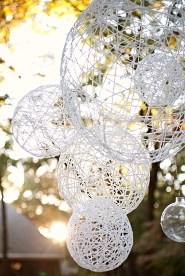 16 Cute DIY Wedding Decor Ideas That Will Save You A Couple Of Bucks