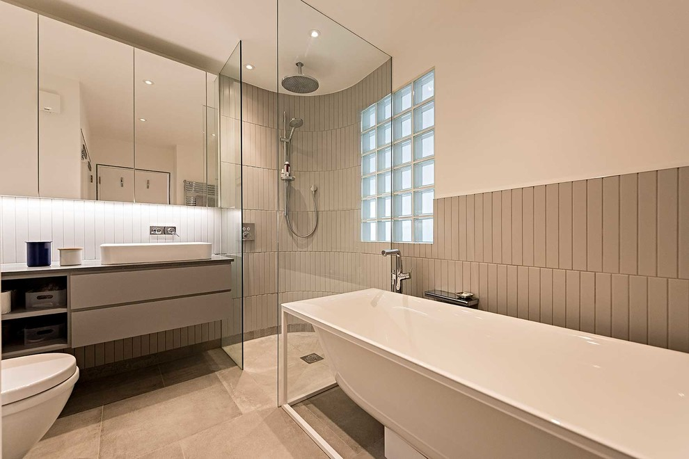 marvelous bathroom design ideas | 16 Marvelous Contemporary Bathroom Designs You Need To See
