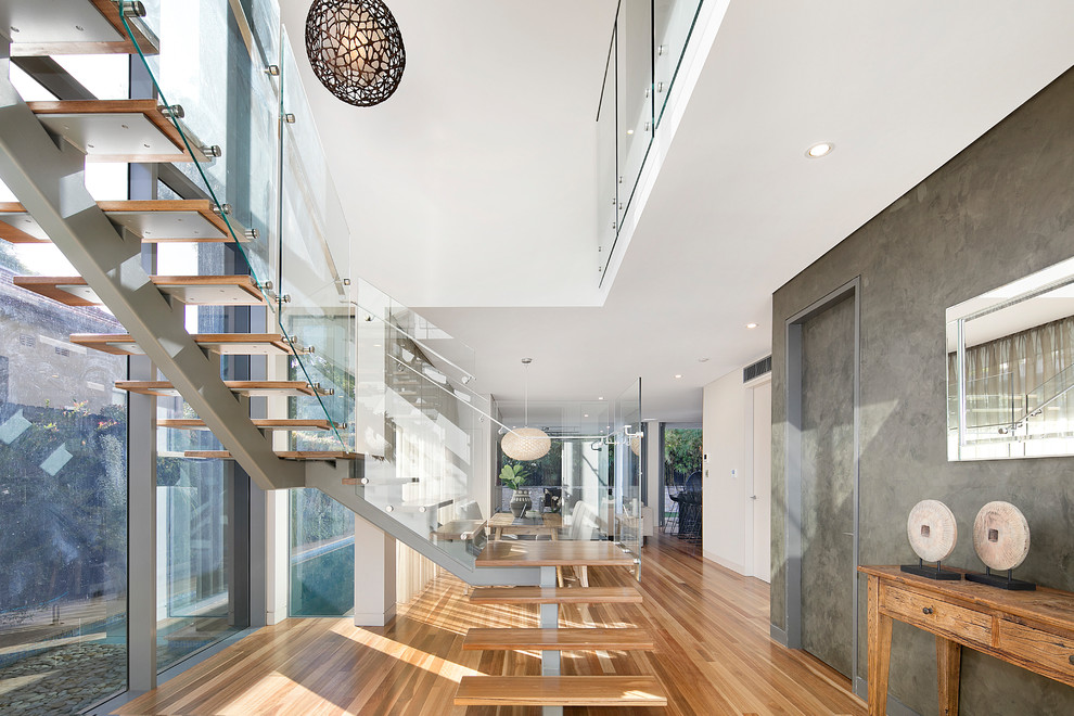 16 Phenomenal Contemporary Staircase Designs That Will Take Your Breath Away