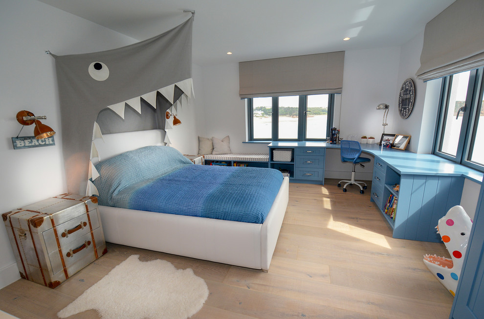 17 Comfy Contemporary Kids' Room Designs For Your New Home