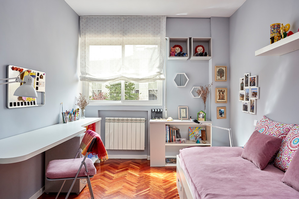 17 Comfy Contemporary Kids Room Designs For Your New Home
