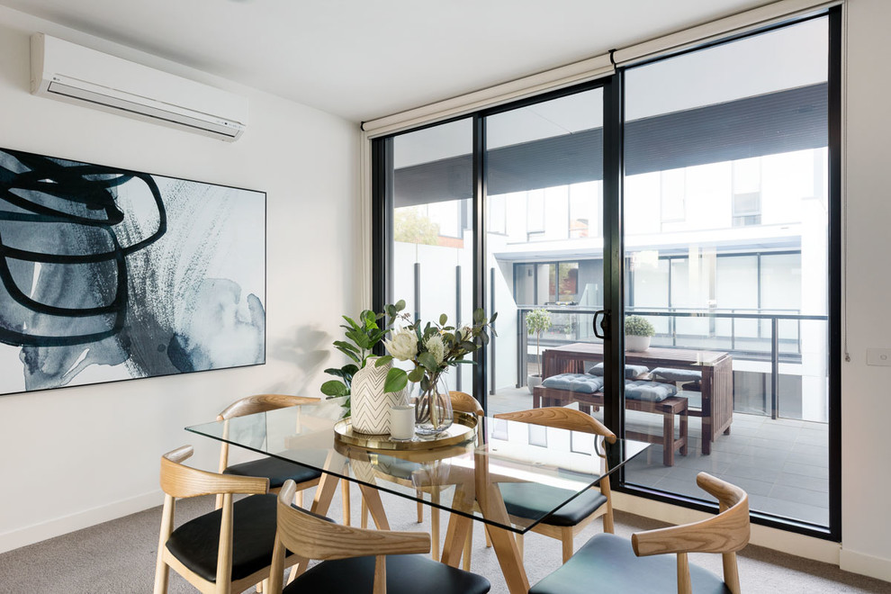 17 Compulsive Contemporary Dining Room Interiors Youll Adore
