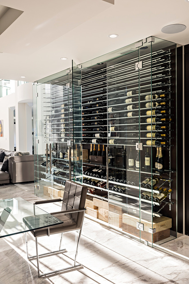 17 Contemporary Wine Cellar Designs That Will Add A Touch