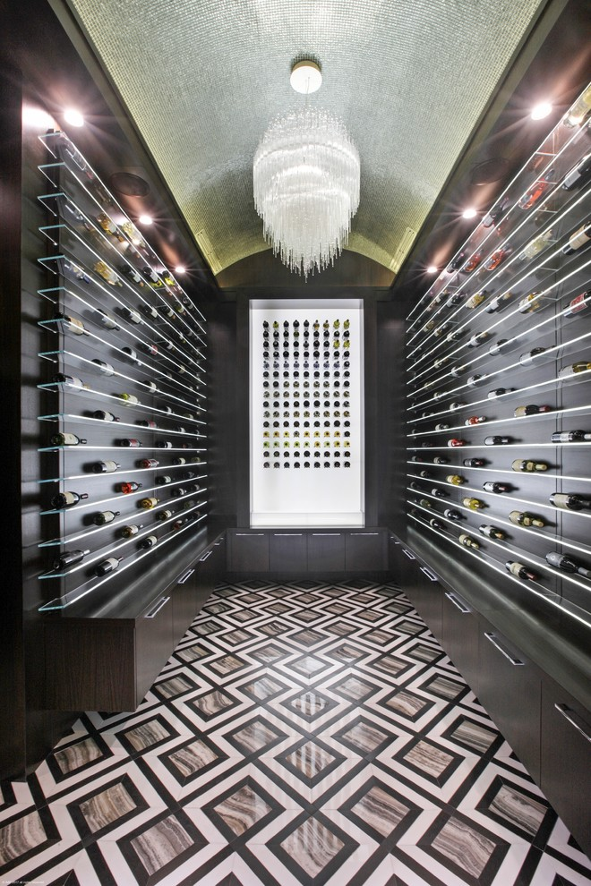 17 Contemporary Wine Cellar Designs That Will Add A Touch Of Elegance To Your Home