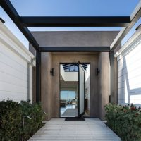 17 Irresistible Contemporary Entry Designs You Can't Not Love