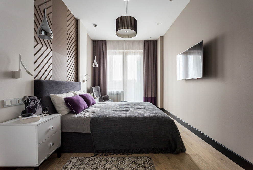 17 Spectacular Contemporary Bedroom Interiors You Will Go Crazy For