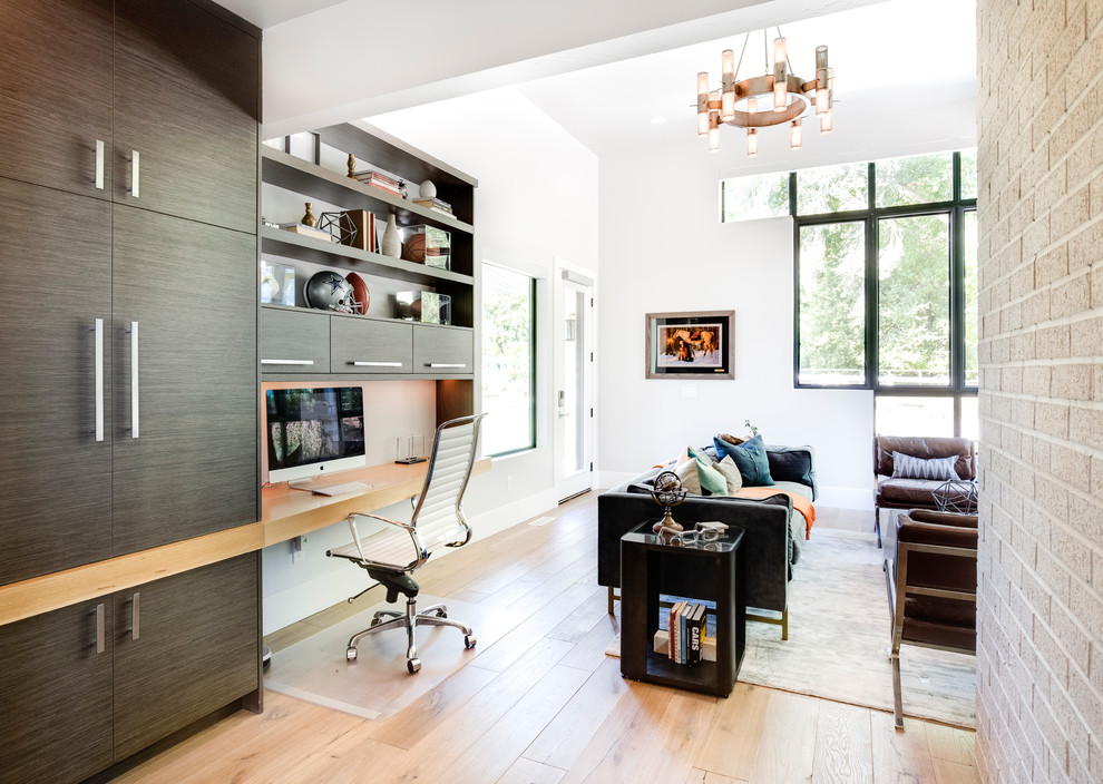 18 Stunning Contemporary Home Office Designs That Will Make You Enjoy Working