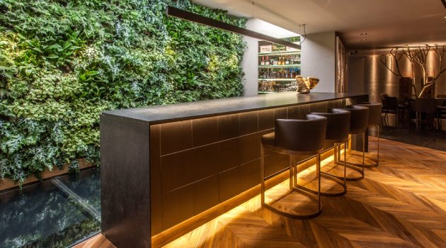 20 Glorious Contemporary Home Bar Designs You'll Go Crazy For