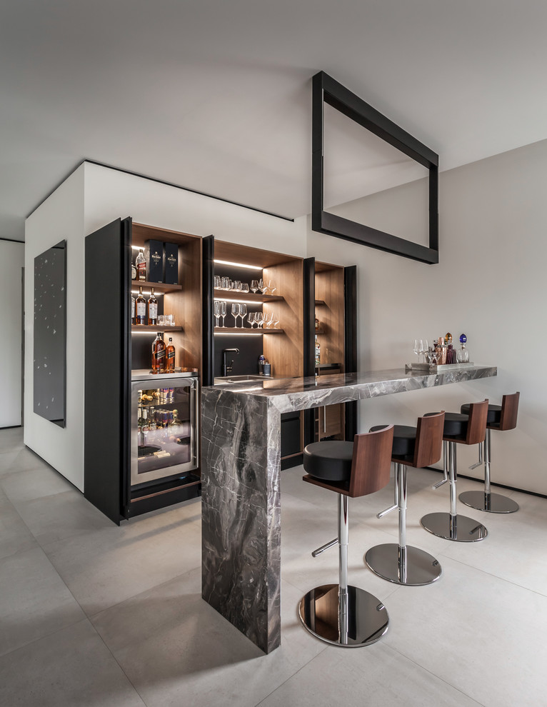 20 Glorious Contemporary Home Bar Designs Youll Go Crazy For