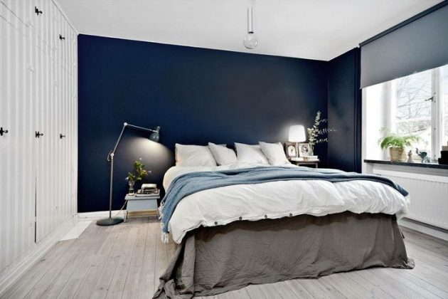 18 Shades Of Blue For Your Master Bedroom
