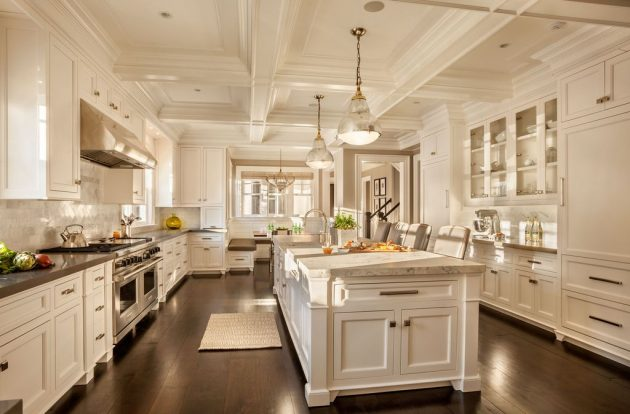 19 Luxury Kitchen Designs Which Are Dream Of Every Housewife