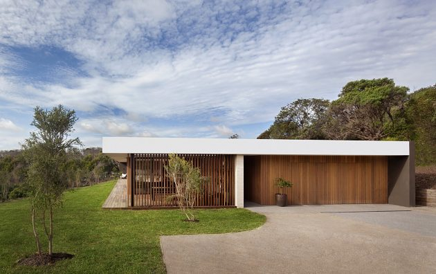 Blairgowrie 2 Pavilion by InForm Design on the Mornington Peninsula in Australia