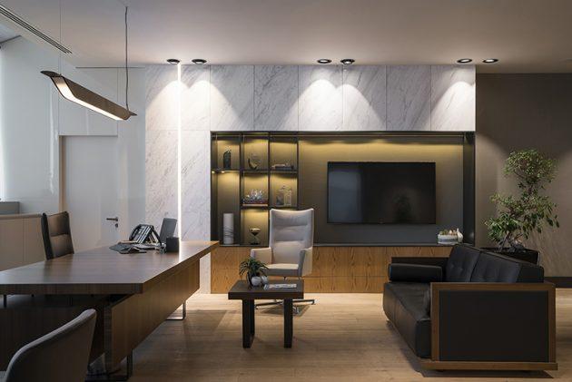 Dynamic, Prestigious, Comfortable: Akyapi Office in Istanbul, Turkey