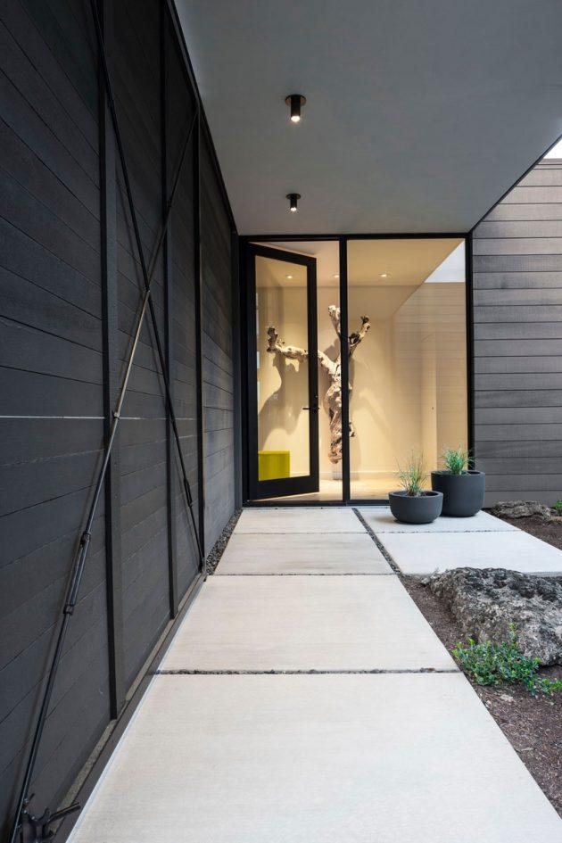 High Desert Modern by DeForest Architects in Bend, Oregon
