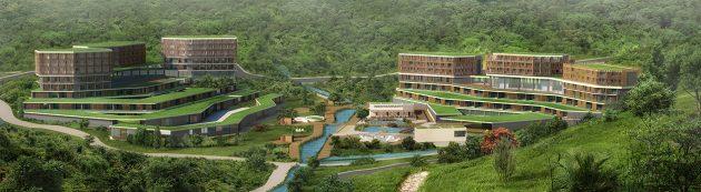KentPlus YALOVA Wellness SPA Resort by Project Design Group in Yalova, Turkey