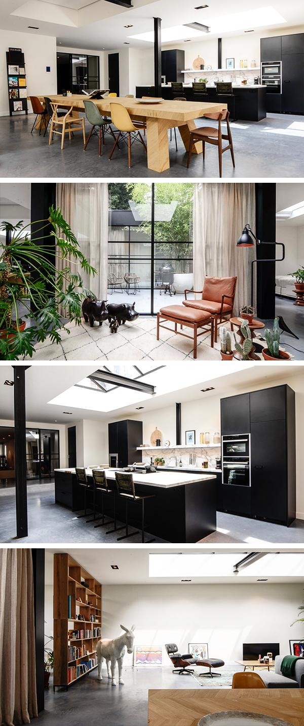 Interior Design Studio Amsterdam nh25 loft by standard studio in amsterdam, the netherlands