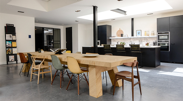 NH25 Loft by Standard Studio in Amsterdam, The Netherlands