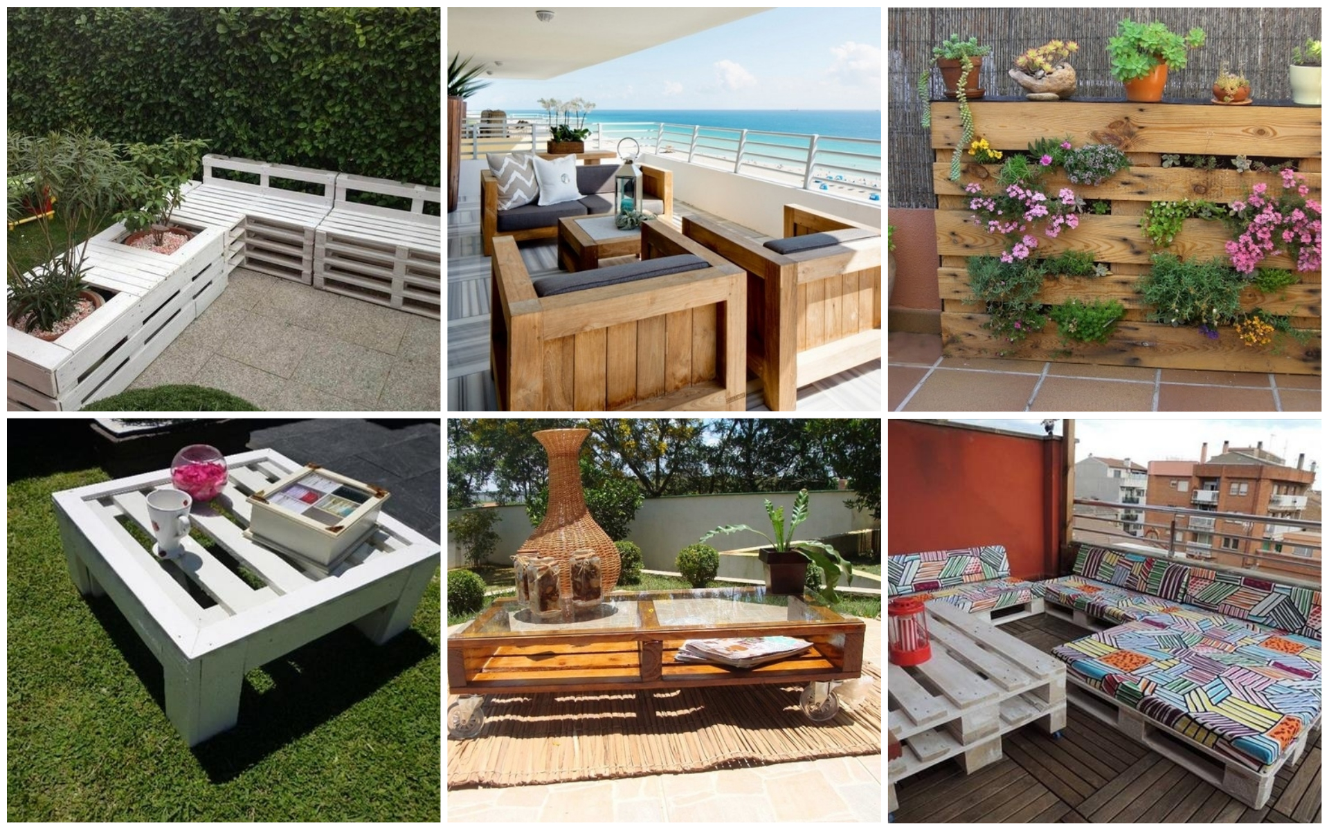 Top 20 The Most Easiest Pallet Projects To Beautify Your ...