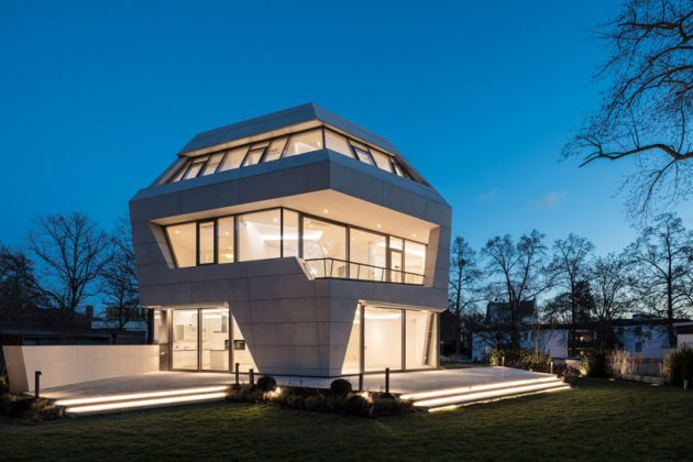 Villa M by GRAFT Architects in Berlin, Germany