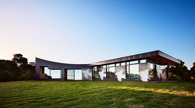 Waratah Bay House by Hayne Wadley Architecture in Victoria, Australia